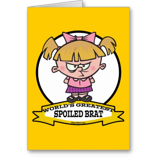 Spoiled Brat Pictures - Cliparts.co