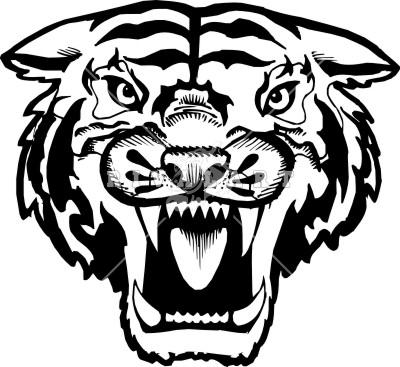 Tiger Head Clipart - Cliparts.co