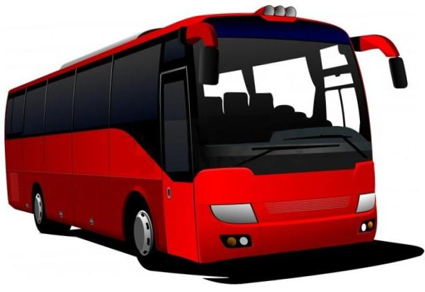 Picture of bus for Motor city party bus