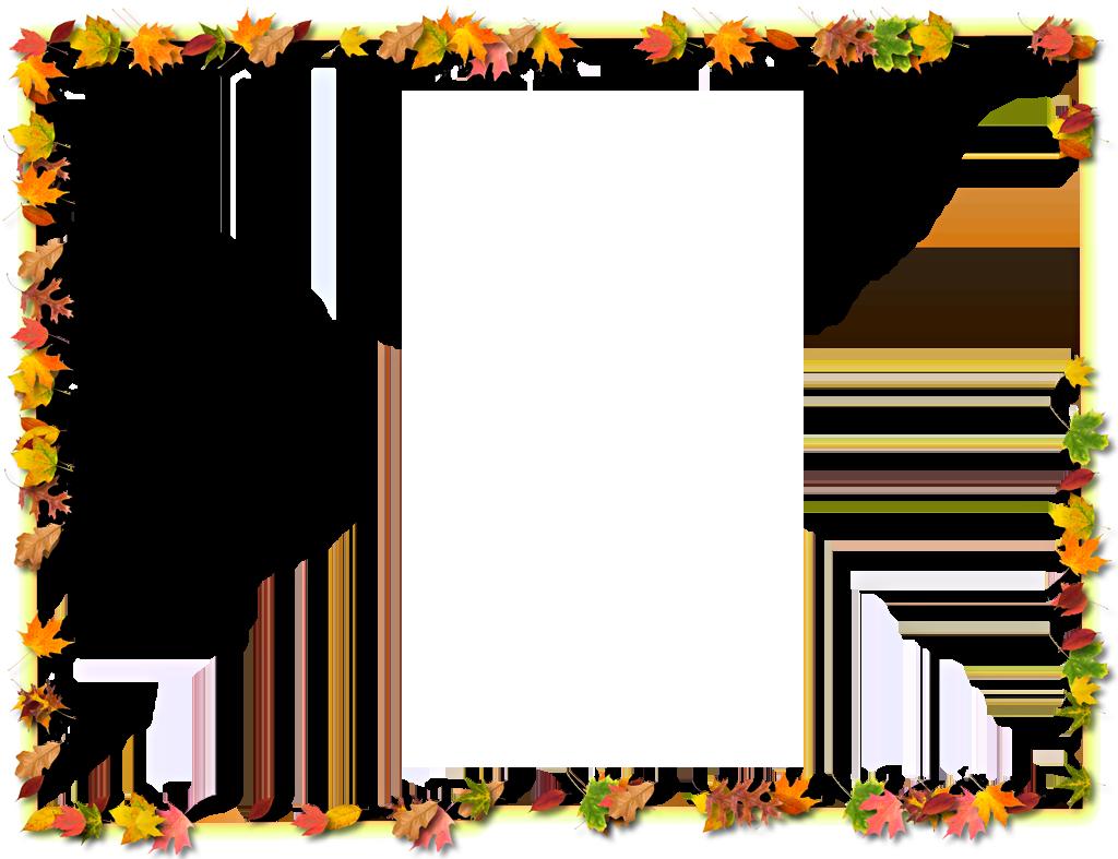free clip art borders autumn leaves - photo #31
