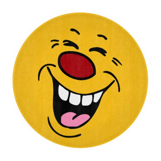 Smiley Face Laughing Hysterically - Cliparts.co