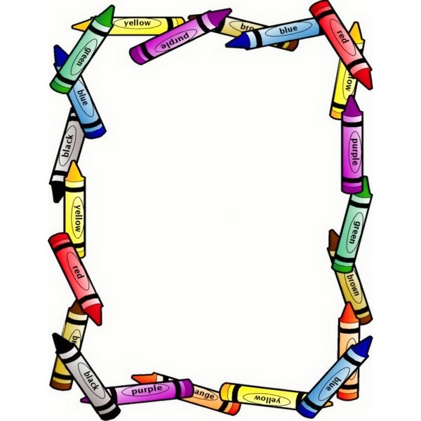 Math Clip Art Borders - Cliparts.co