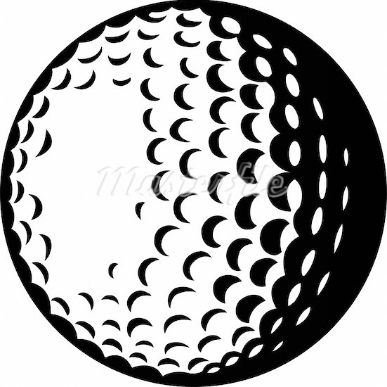 cartoon golf balls. Black Bedroom Furniture Sets. Home Design Ideas