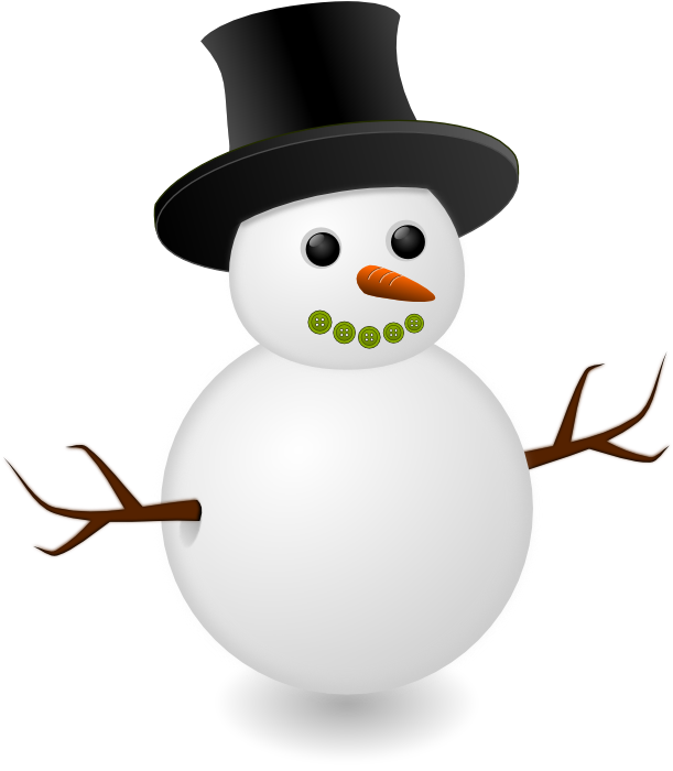 Free to Use & Public Domain Snowman Clip Art - Page 2
