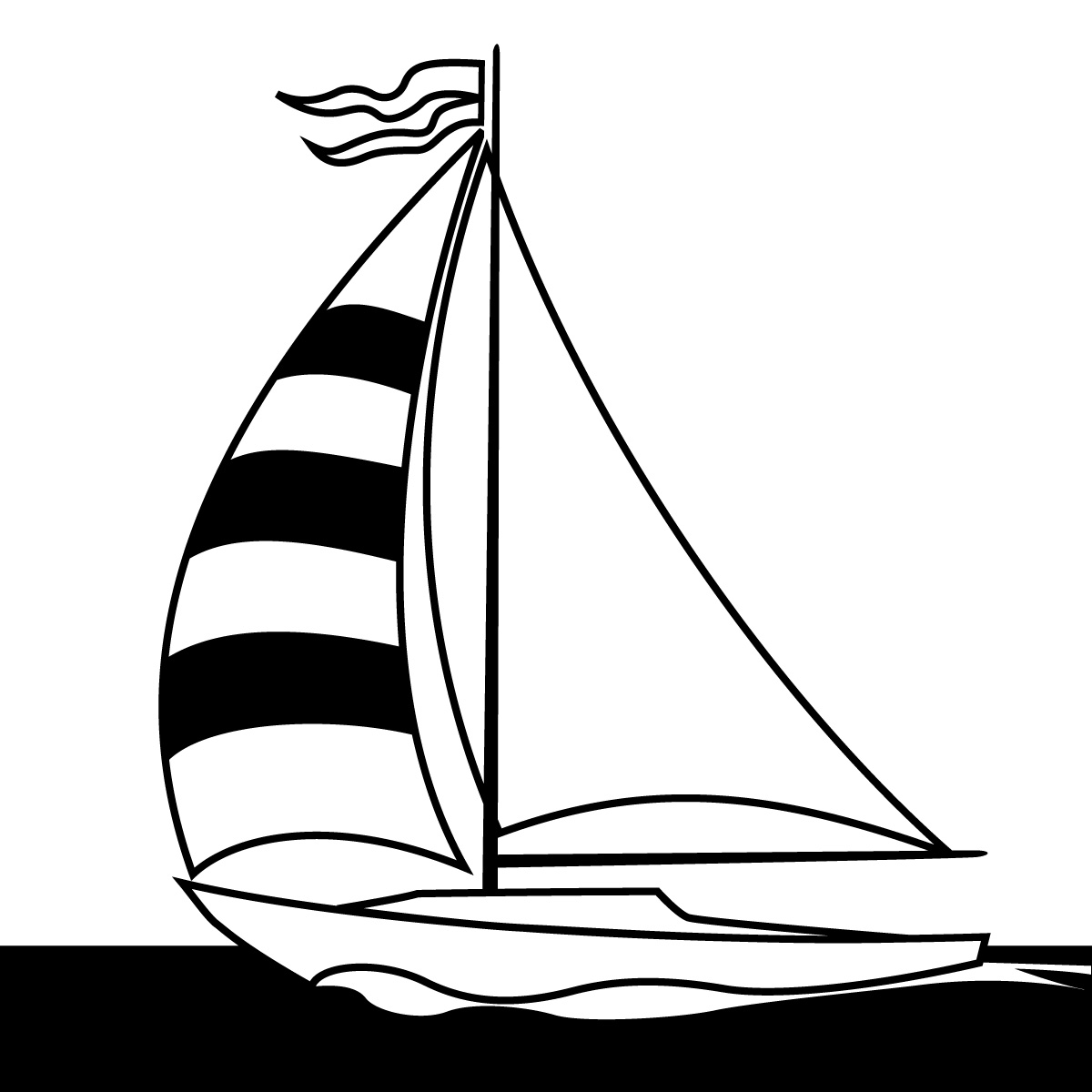 Sailing 20clipart | Clipart Panda - Free Clipart Images