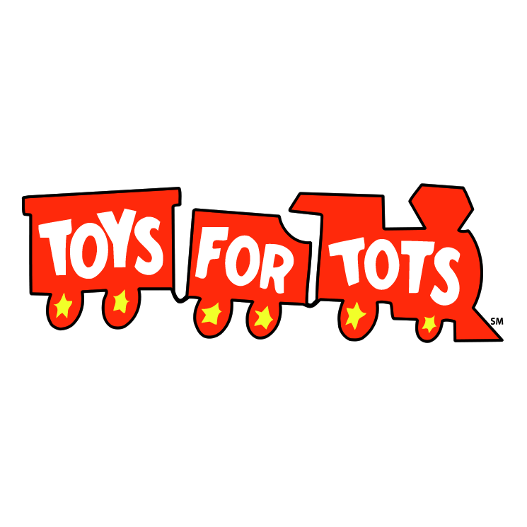 Toys for tots 0 Free Vector / 4Vector
