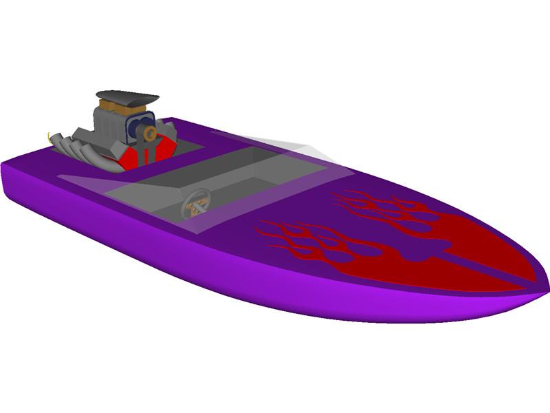 clipart power boat - photo #9
