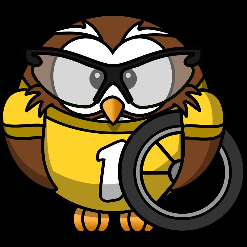 Cartoon Owl Face - Cliparts.co
