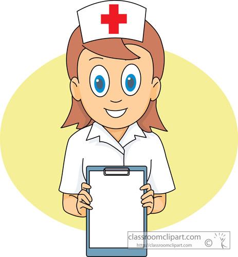 Nursing Safe Patient Handling Cartoon Clipart - Free Clip Art Images