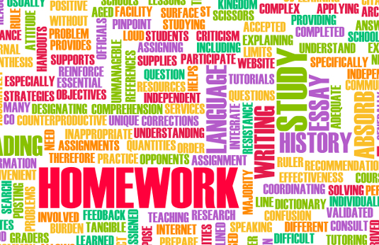 Homework for Years 6-8 | richmond international school