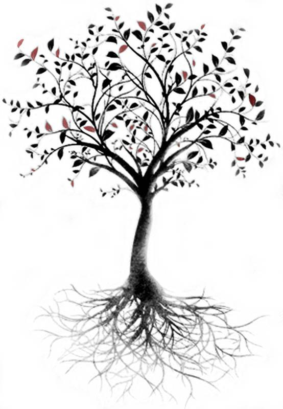 Tree Tattoos, Designs And Ideas : Page 76