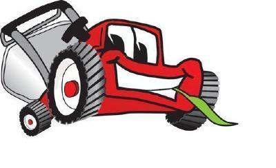 Cartoon Lawn Mower - Cliparts.co