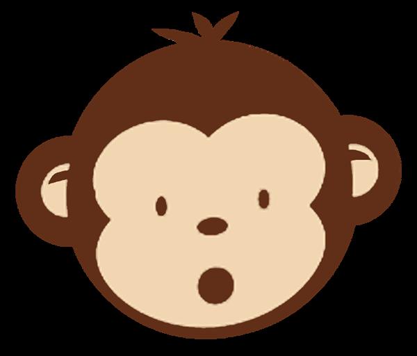 Monkey Shower Invitations with nice invitation example