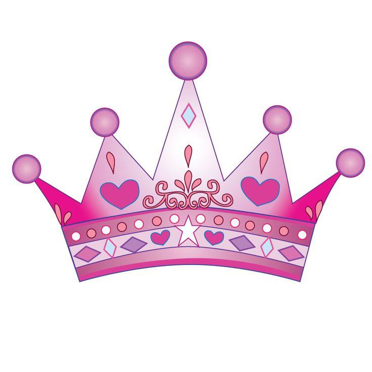 Princess Crown Vector - Cliparts.co