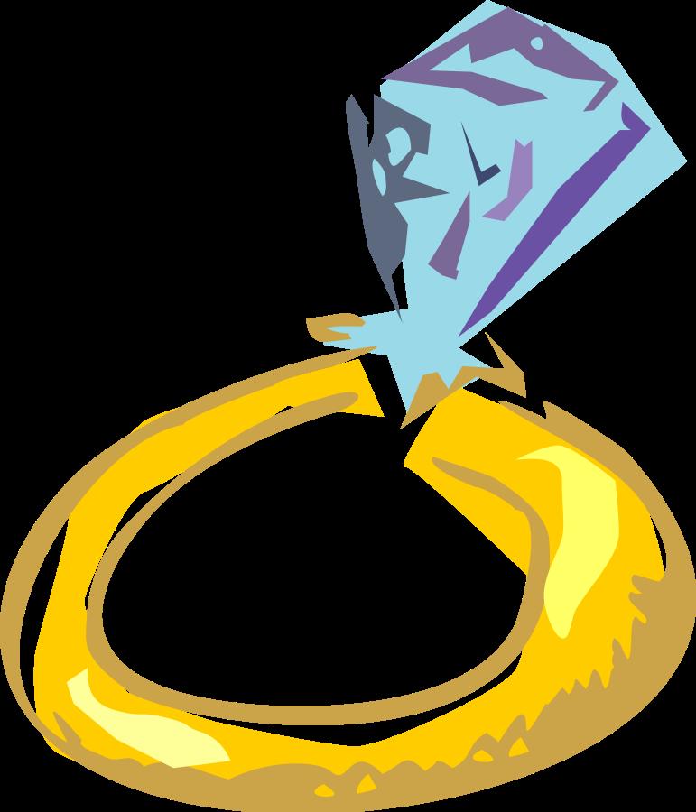 diamond ring clipart - photo #48