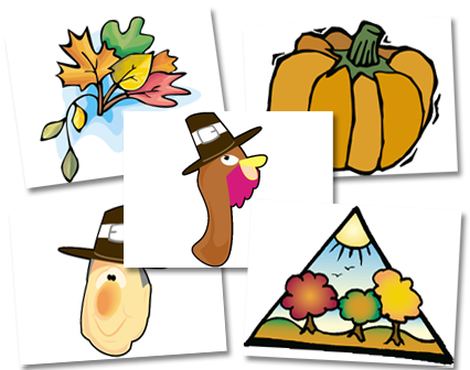 Thanksgiving Clip Art - Alegoo.