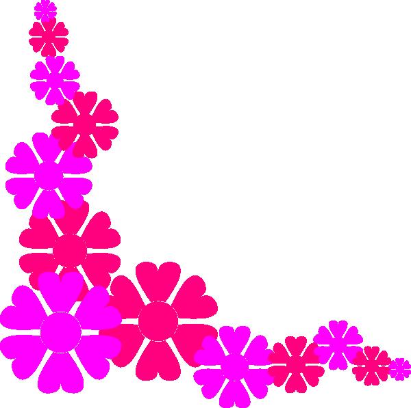Flower Border Clip Art Hd Cool 7 HD Wallpapers | lzamgs.