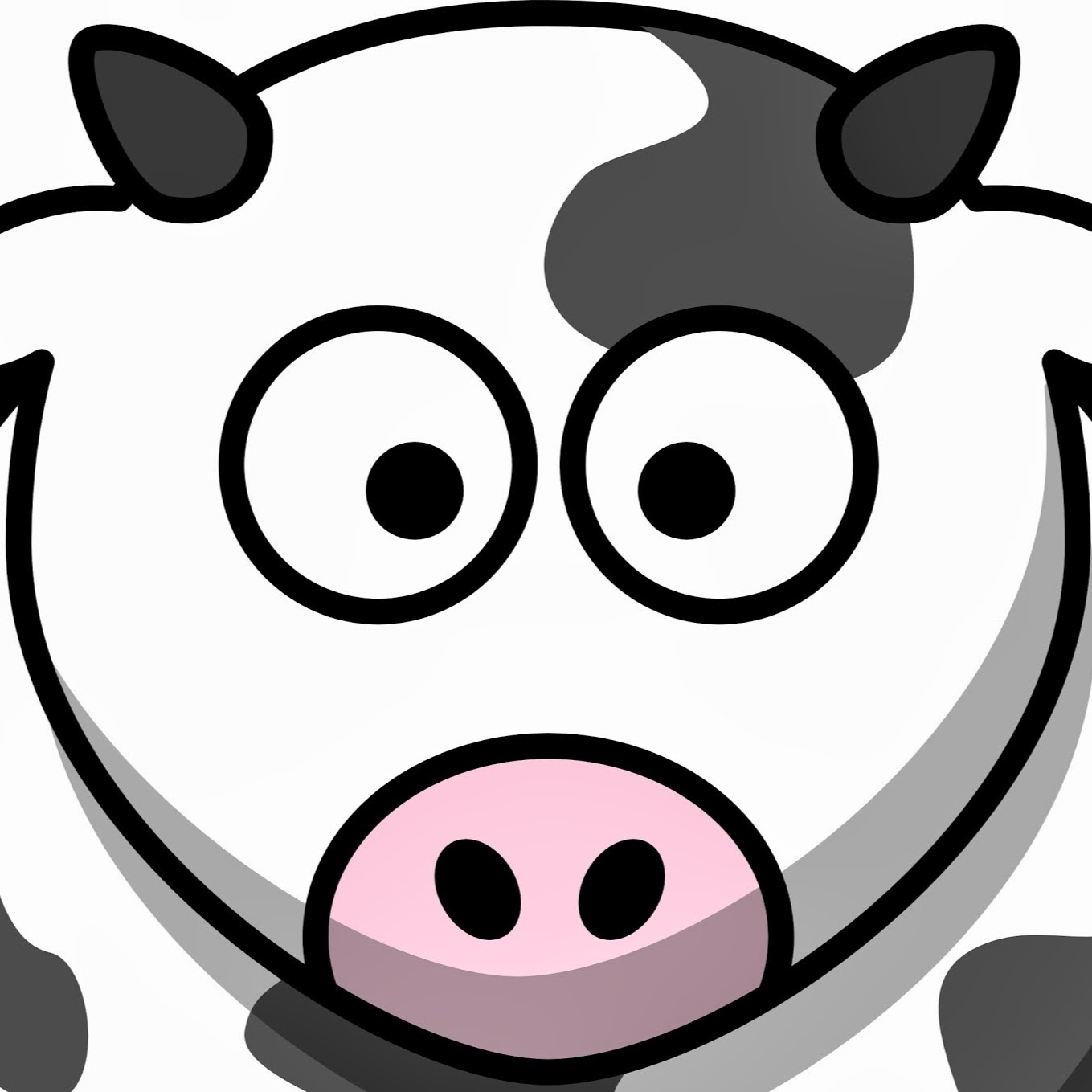 Cow Cartoon Clip Art - Cliparts.co