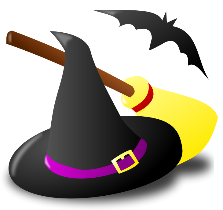Halloween Witch Clipart | Free Internet Pictures