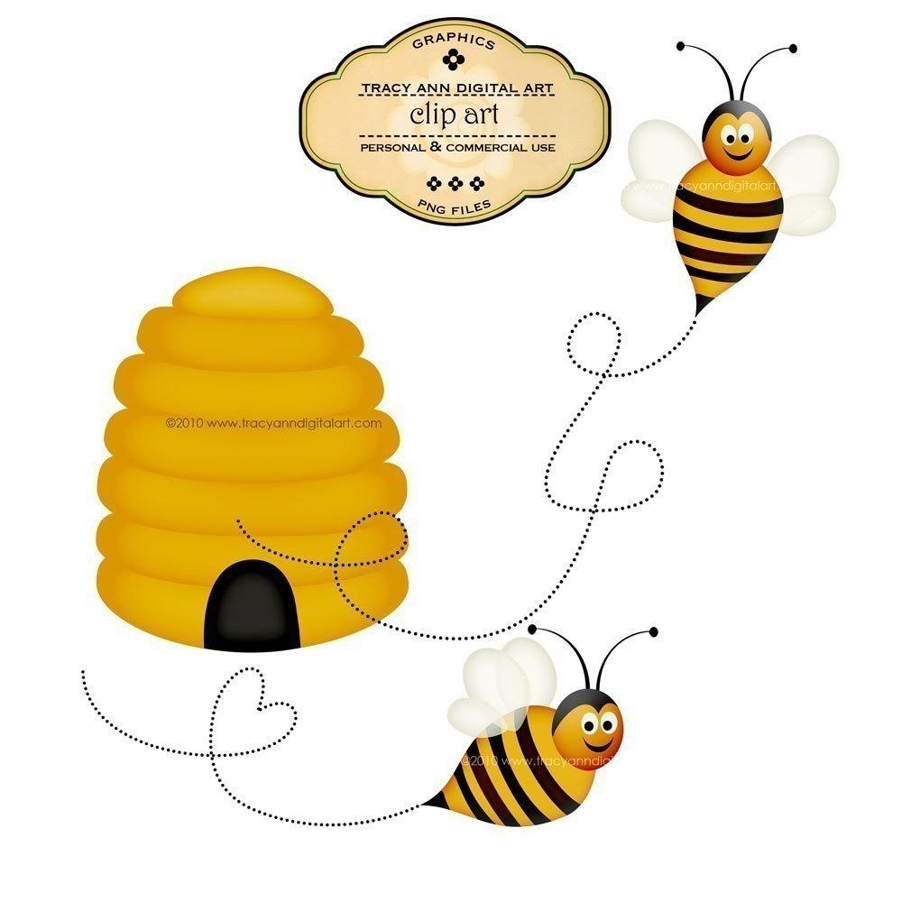 vintage bee clip art - photo #42