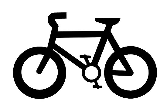 Bike Clipart Black And White | Clipart Panda - Free Clipart Images