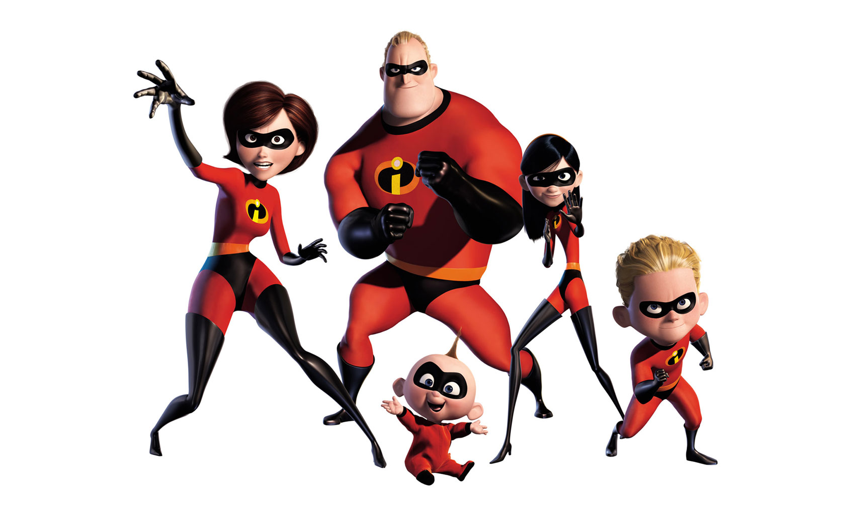 Incredibles Cartoon Family Images Photo Wallpapers - 1680x1050 ...