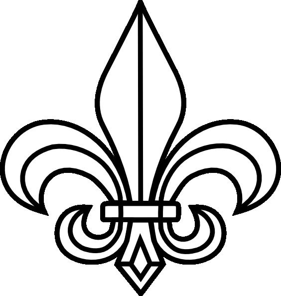 Boy Scout Fleur De Lis Clip Art - Cliparts.co