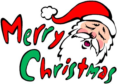 Merry Christmas Free Clip Art - Cliparts.co