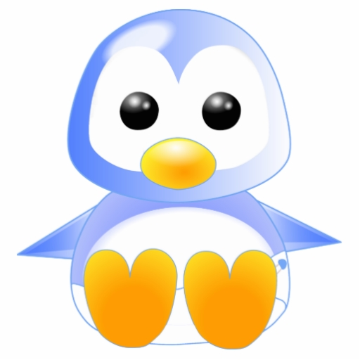 Images of cute cartoon penguins - photo#15