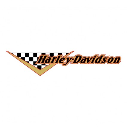 Harley davidson logo vector Free vector for free download (about ...
