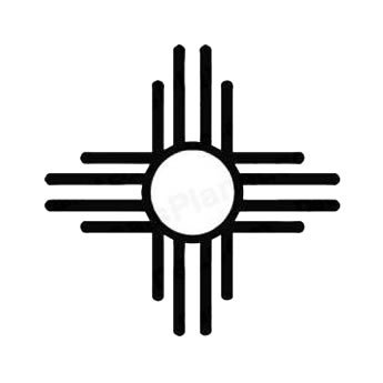Zia Symbol Images - Cliparts.co