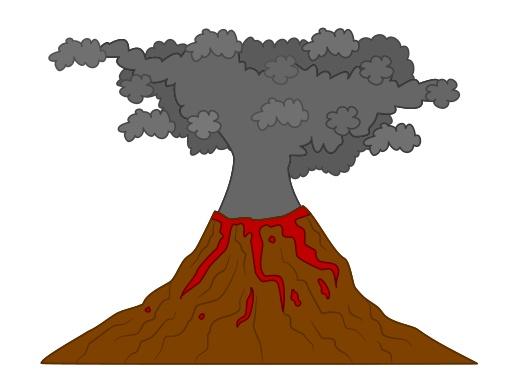 Volcano Animated Gif - Cliparts.co