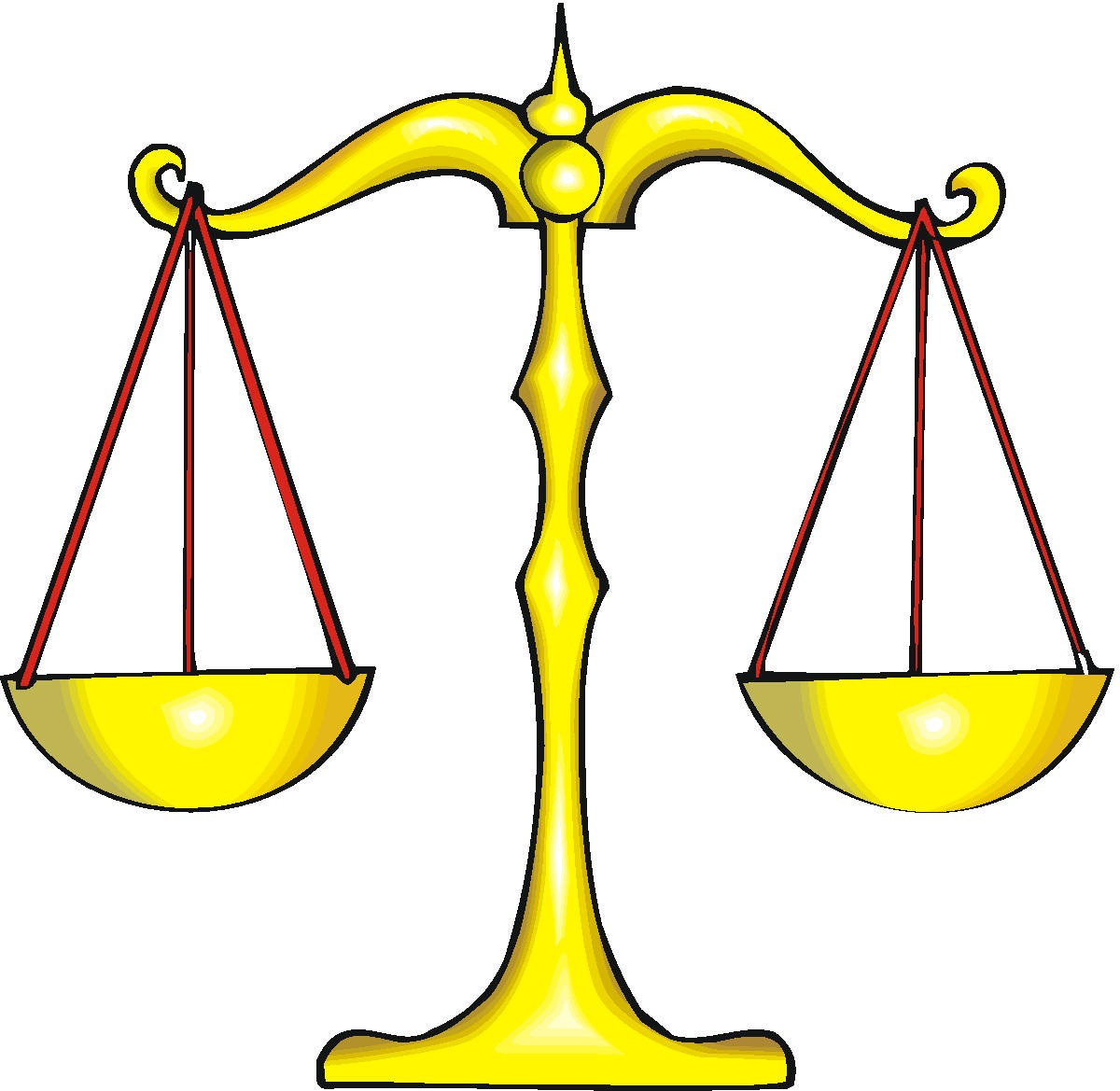 Images For > Balance Scales Clip Art - Cliparts.co