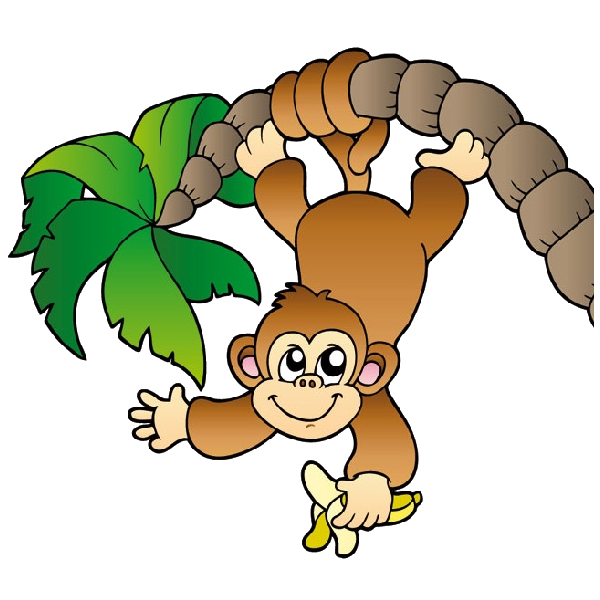 Clipart Of Monkeys - Cliparts.co