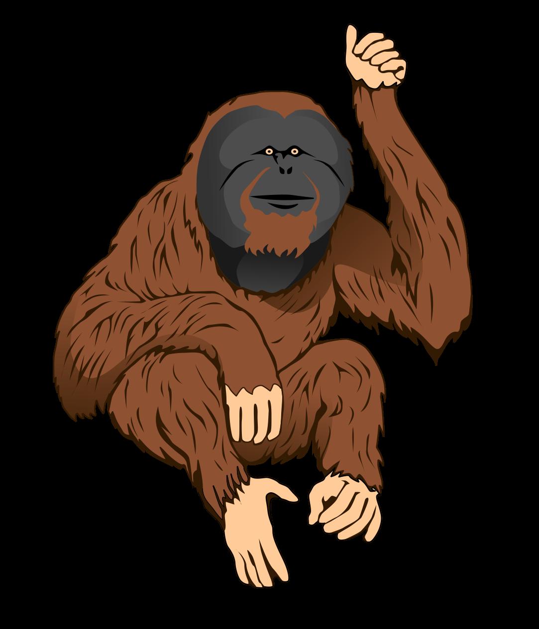 cartoon orangutan cliparts co tiger clipart images black and white tigger clip art images