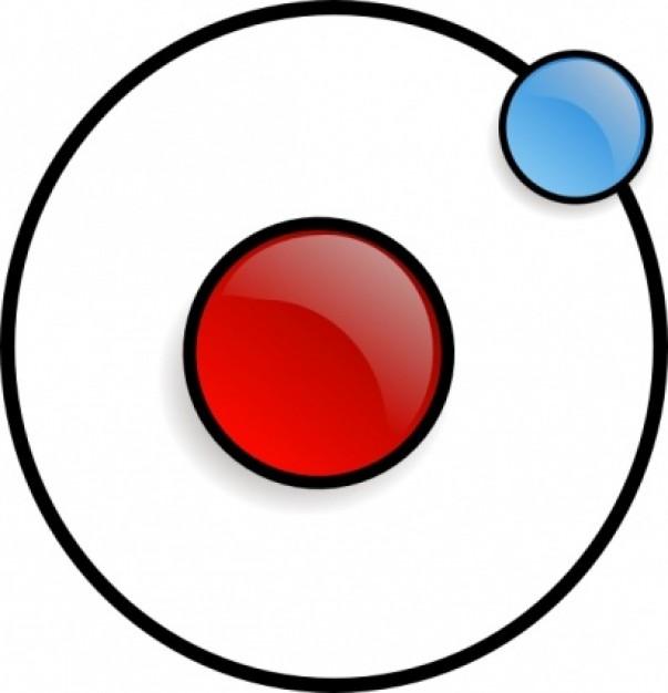clipart atom - photo #26