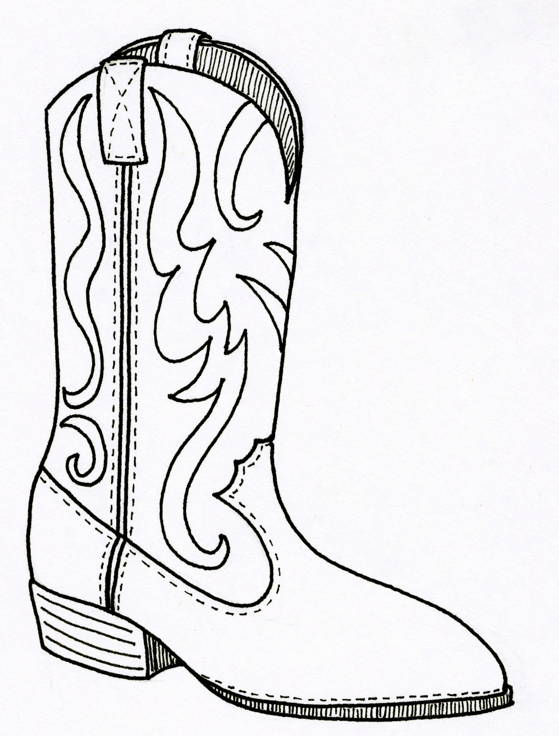 Cowboy Boots Images - Cliparts.co