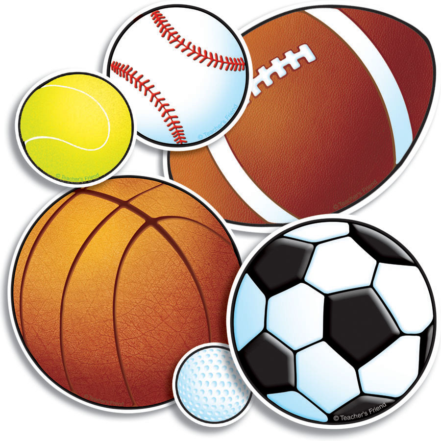 Pictures Of Sport Balls Clipartsco