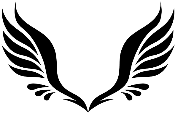 Angel Wings Clip Art - Cliparts.co