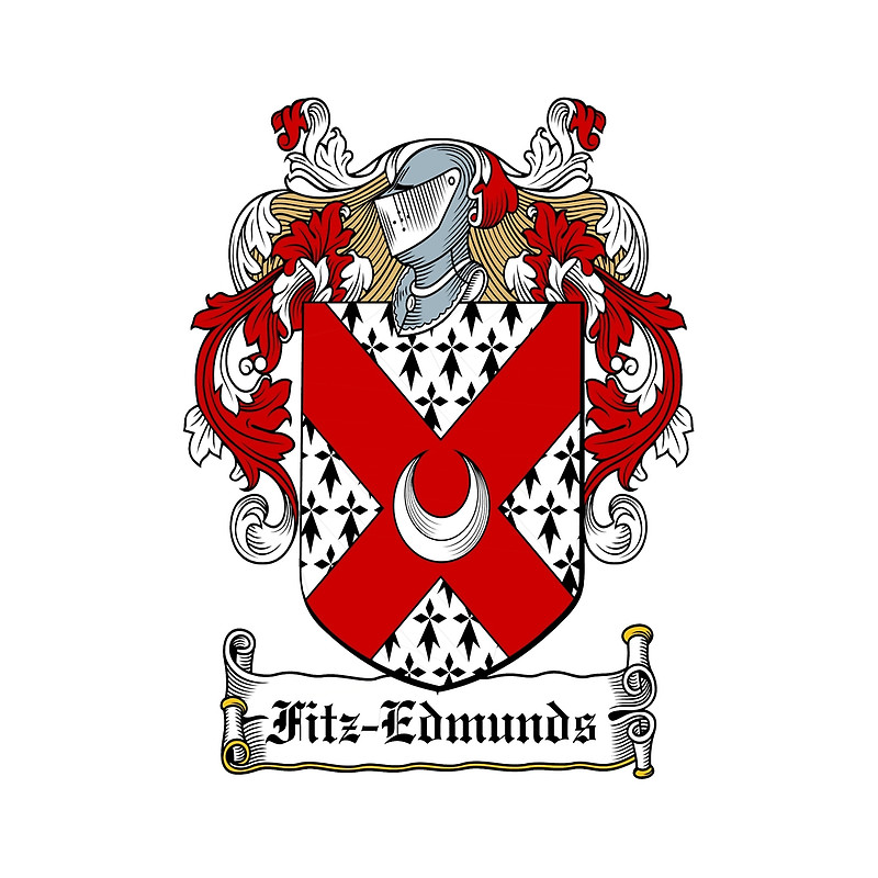 "Fitz-Edmunds"" Tote Bags by HaroldHeraldry 