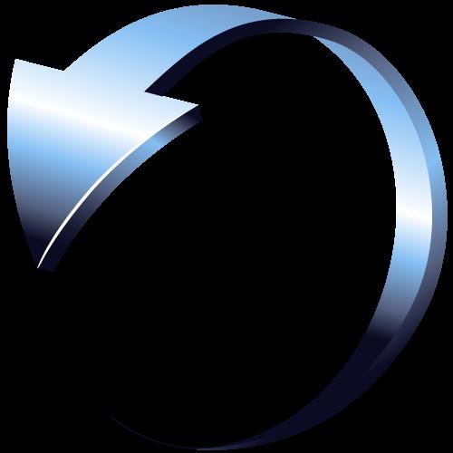 free clipart circular arrow - photo #31
