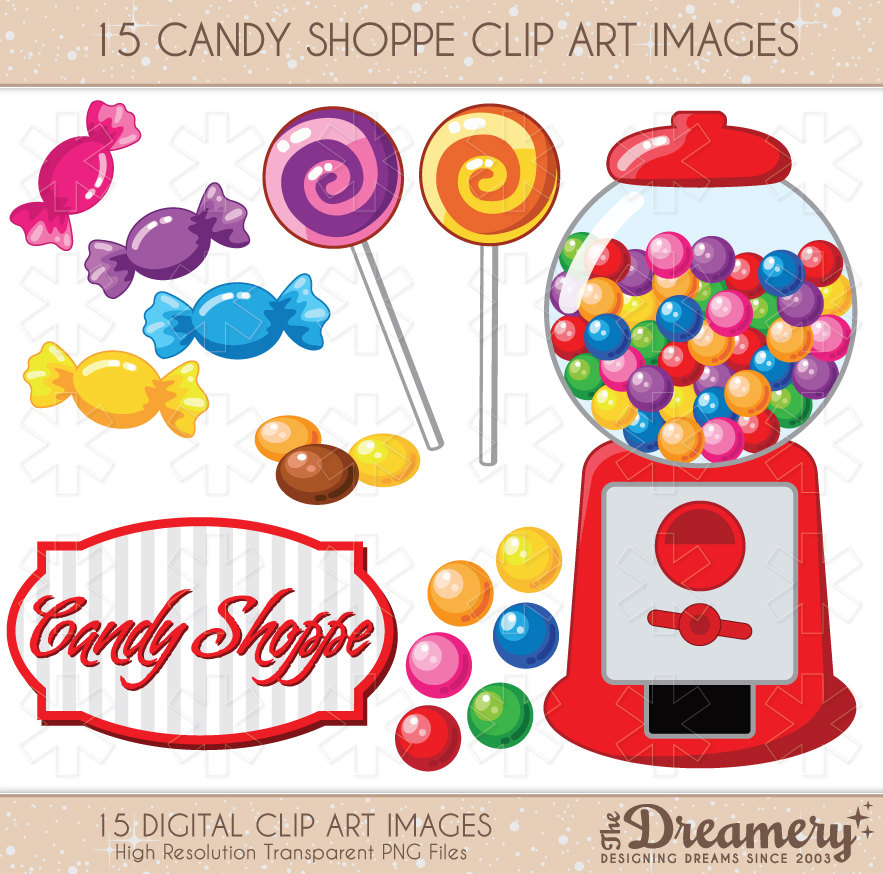 free clip art candy bag - photo #17