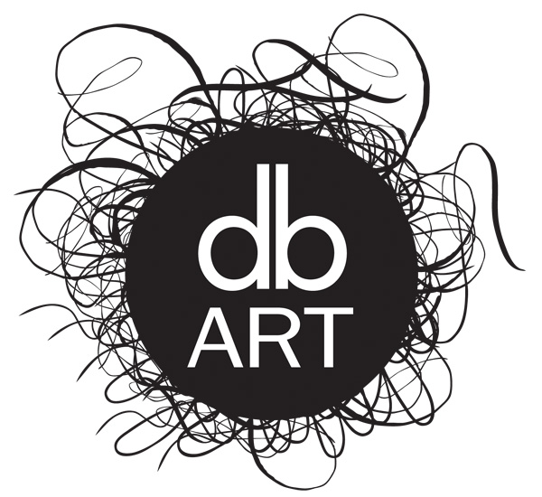Art logo for Painting and decorating logo ideas