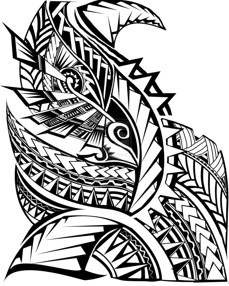 Pictures Of Tribal Designs