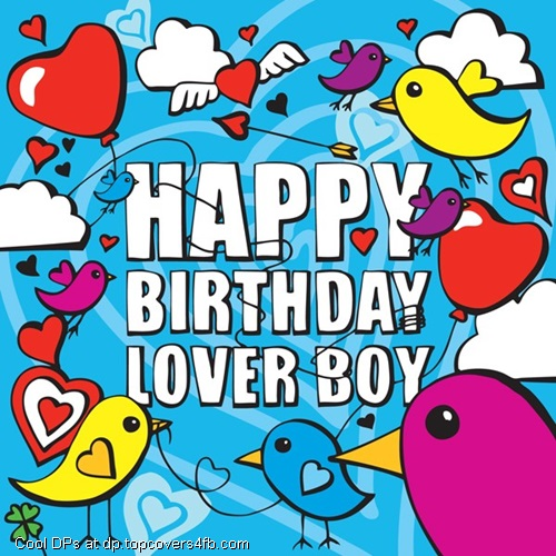 Happy Birthday For Boy - Cliparts.co