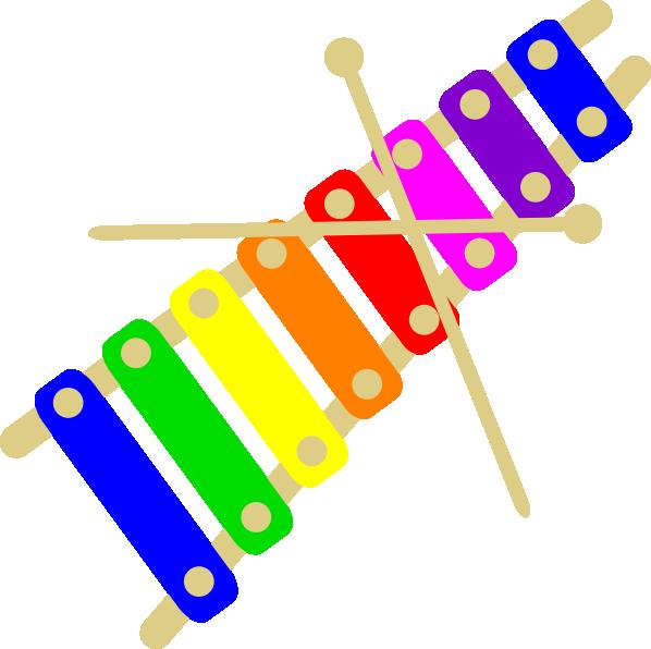 free xylophone clip art clipartsco