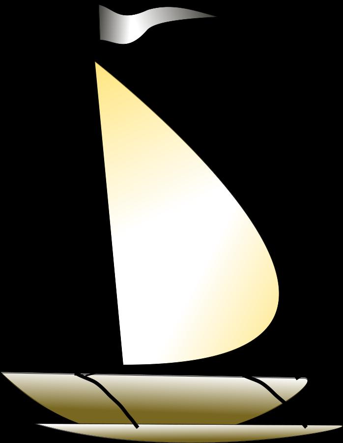 small boat clip art free - photo #18