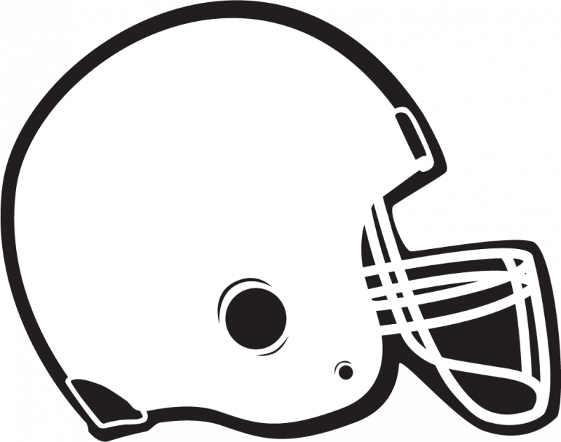 Flag Football Clipart Black And White | Clipart Panda - Free ...