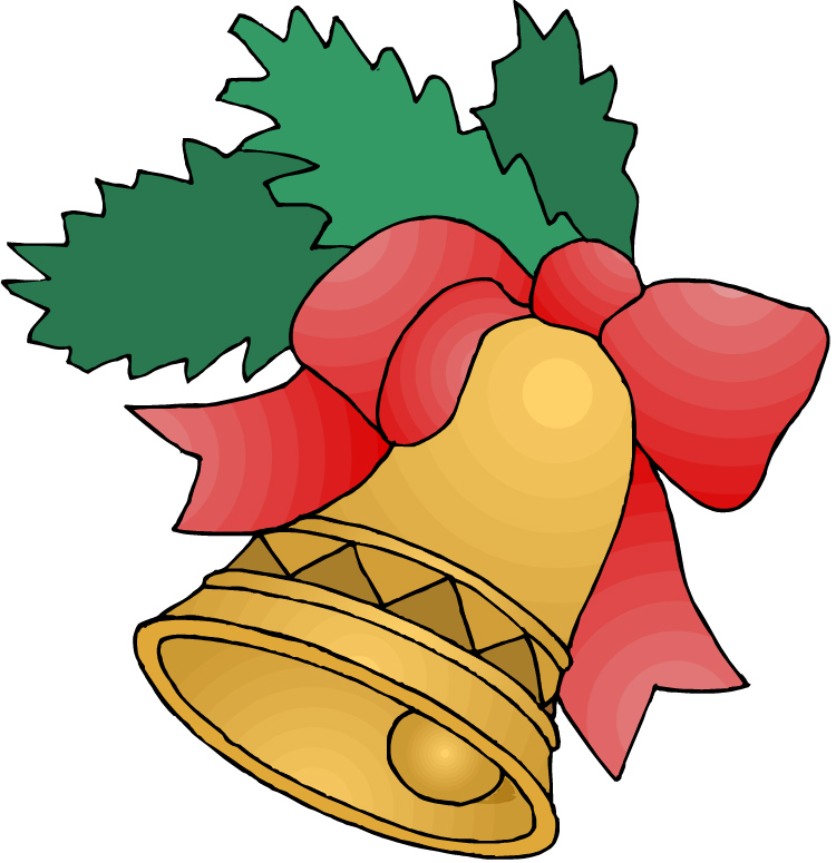Christmas bells pictures cliparts