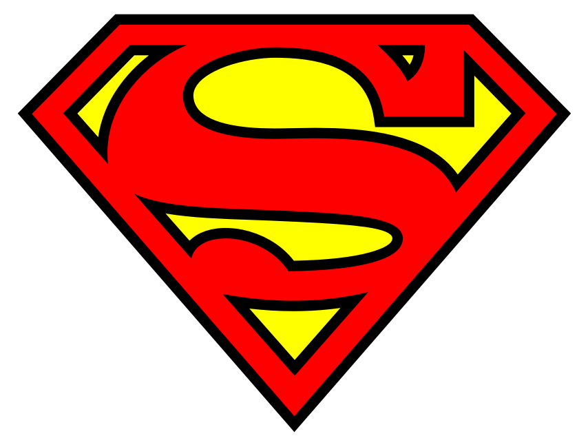 Superman Logo Vectors Free Download